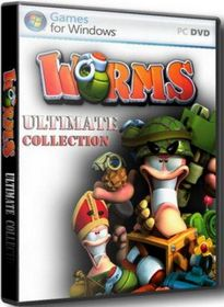 Worms Ultimate Collection (2009/ENG/RUS/ Repack )