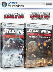 Дилогия Star Wars: Empire at War (2006/RUS/RePack )