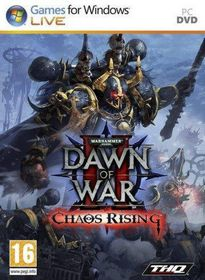 Warhammer 40.000: Dawn of War 2 - Chaos Rising (2010/RUS/ RePack )