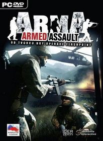 ArmA: Armed Assault Gold (2008/RUS/ Repack )