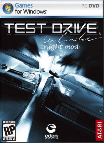 Test Drive Unlimited: Night Mod (2011/RUS/ENG)