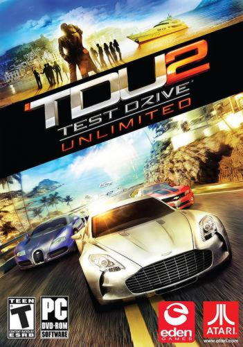 Test Drive Unlimited 2 (2011/RUS/ENG/ Repack )