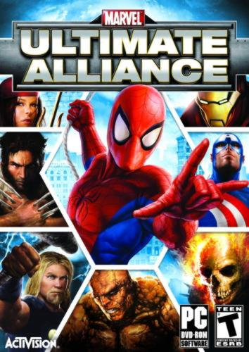 Marvel Ultimate Alliance (2006/RUS/ Repack )