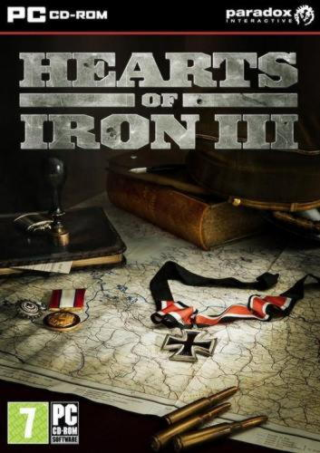 Hearts of Iron 3 (2011/RUS/ Repack )