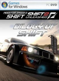 Дилогия Need For Speed: Shift (2011/RUS/ Repack )