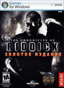 The Chronicles of Riddick Gold (2009/RUS/ENG/ Repack )