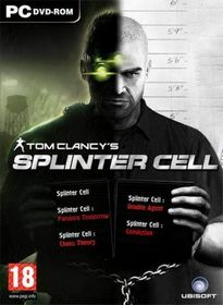Anthology Tom Clancys: Splinter Cell (2010/RUS/ENG/Rip)
