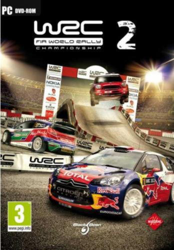 WRC 2: FIA World Rally Championship  (2011/RUS/ENG/ Repack )