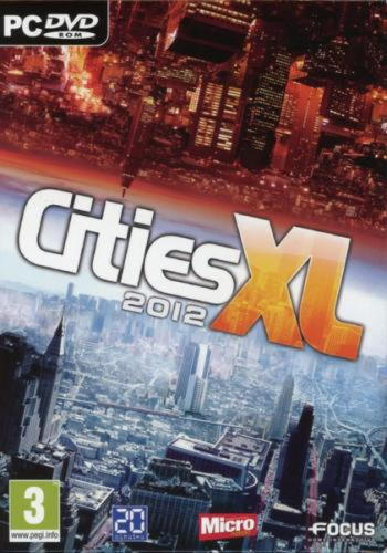 Cities XL 2012 (2011/RUS/ENG/ Repack )