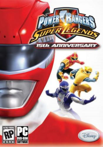 Power Rangers: Super Legends (2008/RUS/ Repack )