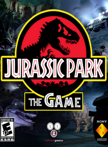 Jurassic Park: The Game (2011/RUS/ENG/ Repack )