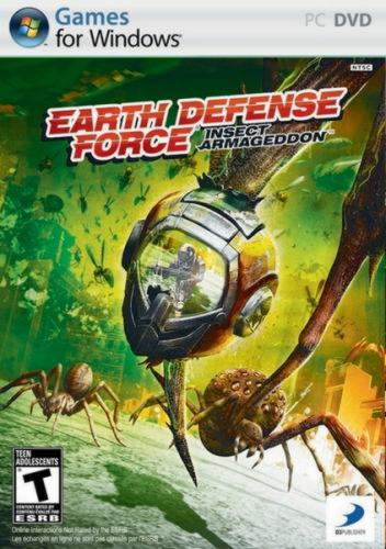 Earth Defense Force: Insect Armageddon (2011/RUS/ENG/ Repack )