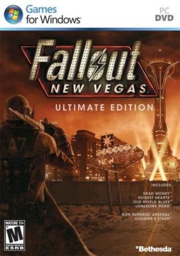 Fallout: New Vegas - Ultimate Edition (2010/RUS/ENG/ Repack )