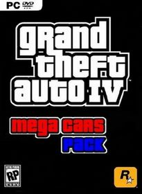 Grand Theft Auto IV Mega Car Pack (2010/RUS/ENG/ADDON)