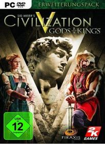 Sid Meier's: Civilization 5: Gods and Kings (2012/ENG)