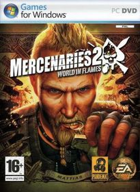 Mercenaries 2: World in Flames (2008/RUS/ENG/ Repack )