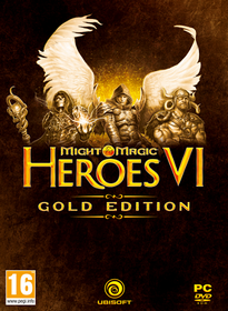 Might and Magic: Heroes 6 - Gold Edition (2012/RUS/ENG/RePack)