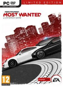 Need for Speed: Most Wanted (2012/RUS/RePack)