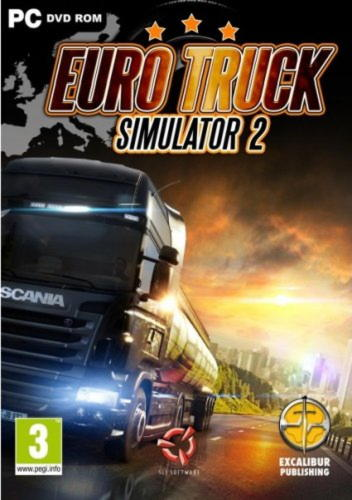 The Euro Truck Simulator 2 (2012)