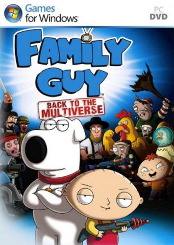 Family Guy: Back to the Multiverse (2012/ENG/RePack)