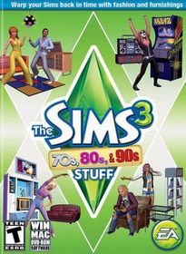 The Sims 3: 70s, 80s 90s Stuff - NoDVD