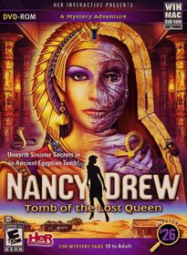 Nancy Drew: Tomb of The Lost Queen (2013/RUS)