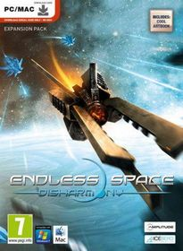 Endless Space: Disharmony (2013/RUS/ENG)