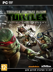 Teenage Mutant Ninja Turtles: Out of the Shadows (2013/ENG)