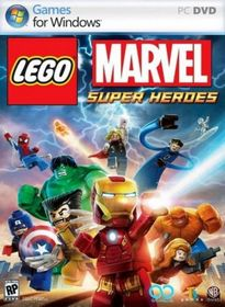LEGO Marvel Super Heroes (2013/RUS/ENG)
