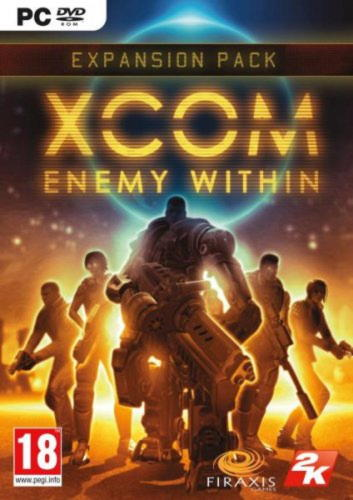 XCOM: Enemy Within (2013/RUS/ENG)