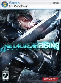 Metal Gear Rising: Revengeance - NoDVD