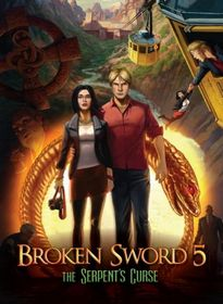Broken Sword 5: The Serpent's Curse - Episode One (2013/RUS/ENG)