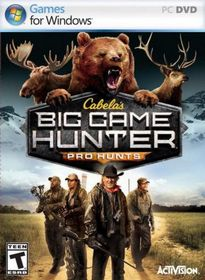 Cabela's Big Game Hunter: Pro Hunts (2014/ENG)