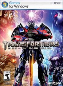 Transformers: Rise of the Dark Spark - NoDVD