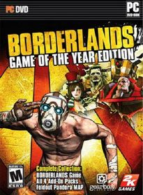 Borderlands: Game of the Year Edition - NoDVD
