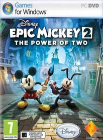 Disney Epic Mickey 2: The Power of Two (2014/ENG)