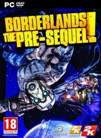 Borderlands: The Pre-Sequel - NoDVD