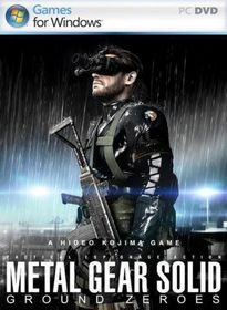 Metal Gear Solid 5: Ground Zeroes - NoDVD