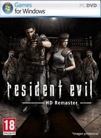 Resident Evil HD Remaster (2015/ENG)