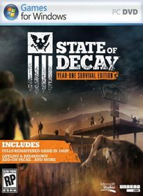 State of Decay: Year One Survival Edition - NoDVD