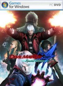 Devil May Cry 4: Special Edition - NoDVD