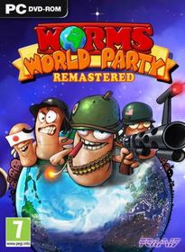 Worms World Party Remastered (2015/ENG)