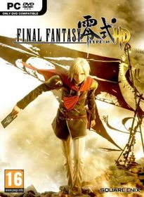 Final Fantasy Type-0 HD - NoDVD