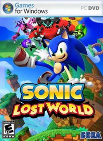 Sonic Lost World - NoDVD