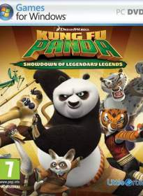 Kung Fu Panda: Showdown of Legendary Legends (2016/ENG)