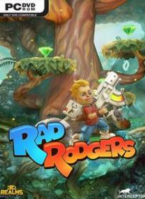 Rad Rodgers: World One (2016)