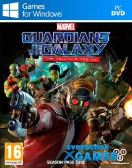 Marvel's Guardians of the Galaxy: The Telltale Series (2017)  Episode 1-5