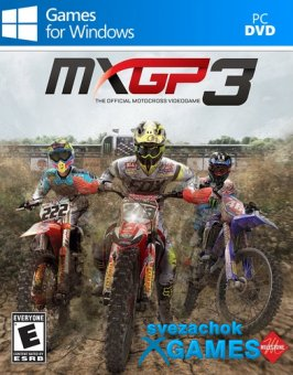 MXGP3 - The Official Motocross Videogame (2017)
