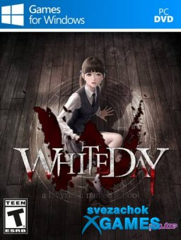 White Day: A Labyrinth Named School (2017) Патч v1.05 + 30 DLC