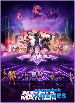 Agents of Mayhem - NoDVD
